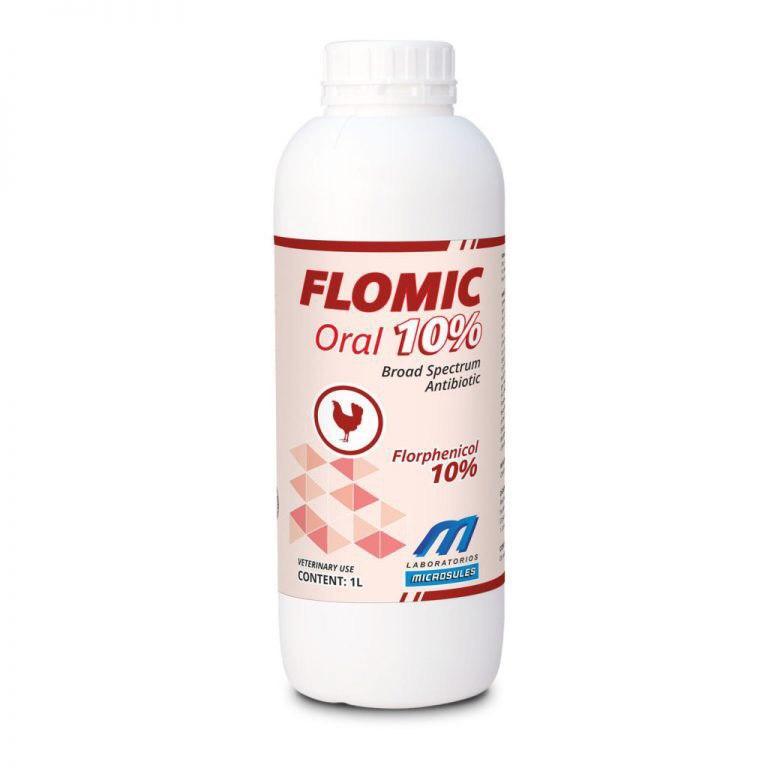 FLOMIC 10% ORAL