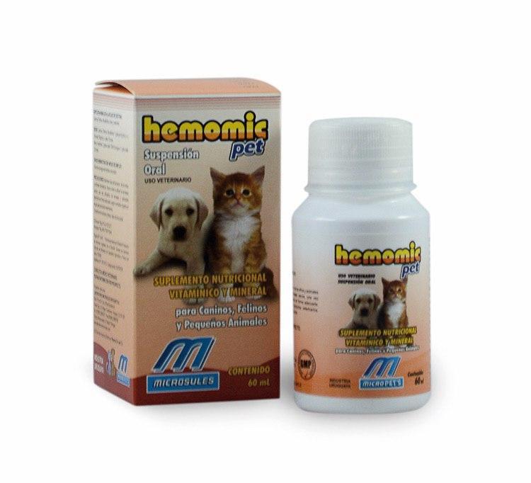 HEMOMIC PET'S