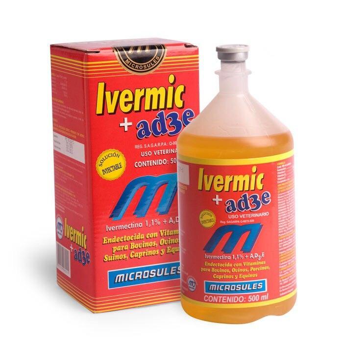 IVERMIC + AD3E